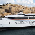 Promy na Maltę: Virtu Ferries zabierze więcej pojazdów ciężarowych