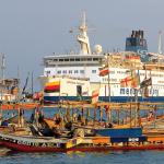 Marynarze ze Stena Line wolontariuszami  na statku-szpitalu Mercy Ships