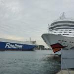 Umowa czarterowa pomiędzy DFDS i Finnlines na obsługę trasy Rosja - Niemcy