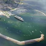 Podwójny cios dla irlandzkiego portu Dun Laoghaire