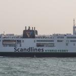 Promy do Danii: Scandlines ochrzcił drugi prom hybrydowy