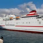 Morze Śródziemne: Roszady we flocie Transmediterranea