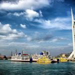 Promy do Anglii: Czterodniowy strajk w porcie Portsmouth