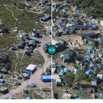 Calais: obóz rośnie w miarę zbliżania się zimy