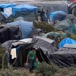 Francuski sąd nakazał poprawienie warunków w obozowisku w Calais
