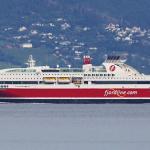 Promy do Norwegii: Fjord Line zakończył modernizację promu Stavangerfjord