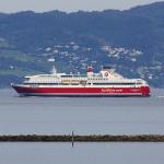 Promy do Norwegii: Fjord Line tnie koszty