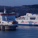 Promy Calais-Dover: Grupa Eurotunnel wystawia na sprzedaż MyFerryLink