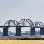 Budowa duńskiego mostu Storstrom wspierana przez UE