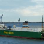 Mann Lines czarteruje kolejny statek