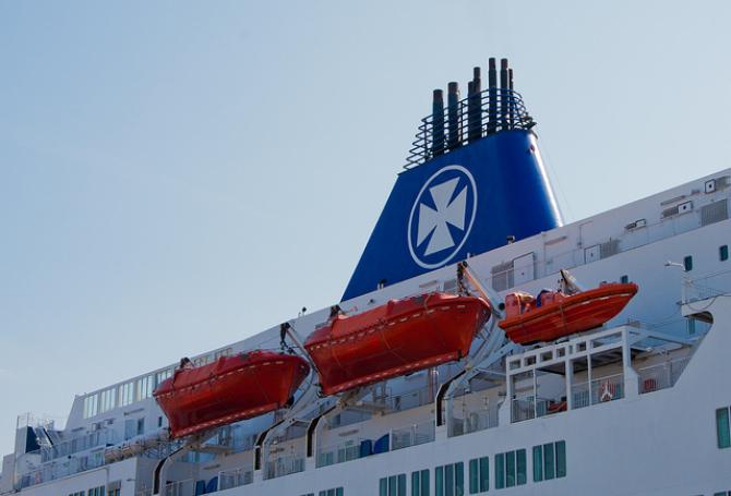 DFDS zwiększa ładowność na trasie Dover-Calais