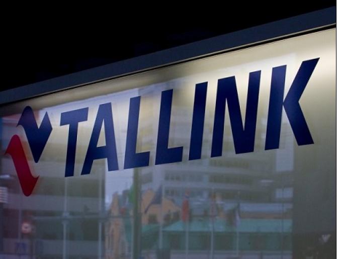 Promy do Finlandii: Tallink Grupp - wyniki za listopad 2015