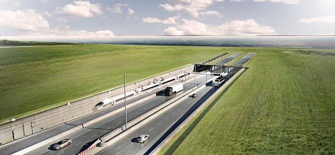 Najdłuższy tunel na świecie połączy Niemcy z Danią. Co dalej z przeprawami promowymi?