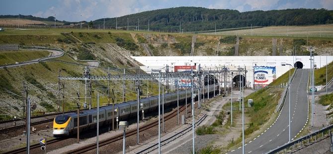 Zmiany w Eurotunelu - nowe udoskonalenia i zwiększenie środków ochrony