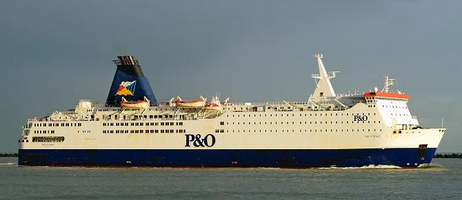 Nowe połączenie P&O Ferries pod koniec września [AKTUALIZACJA]