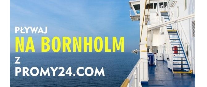 <strong>Pływaj na Bornholm z PROMY24.COM! Sprawdzaj ceny i rezerwuj online</strong>