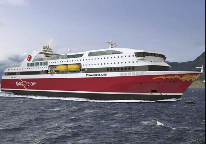 Stavangerfjord: zmiana w rozkładzie do końca sierpnia