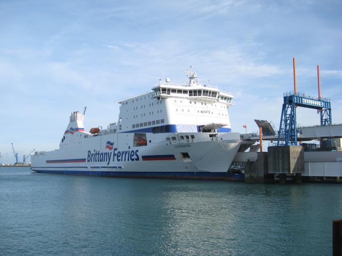 Brittany Ferries: wycofanie jednostki