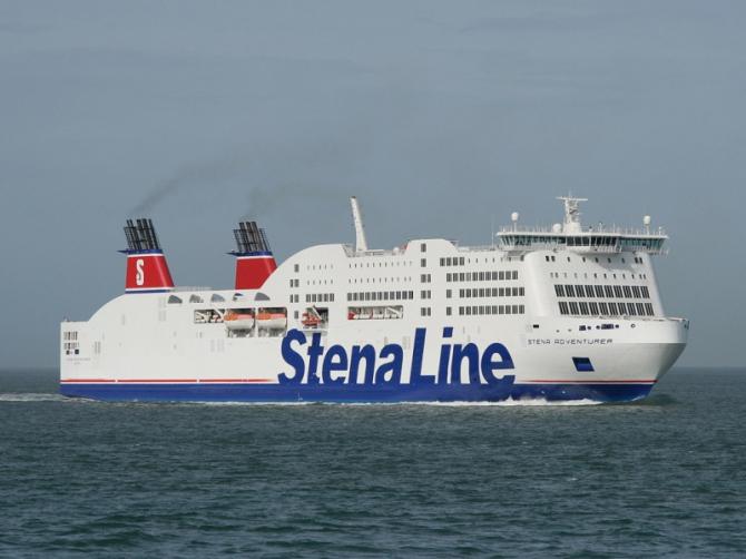 Promy do Szwecji: Stena Alegra na linii Gdynia Karlskrona