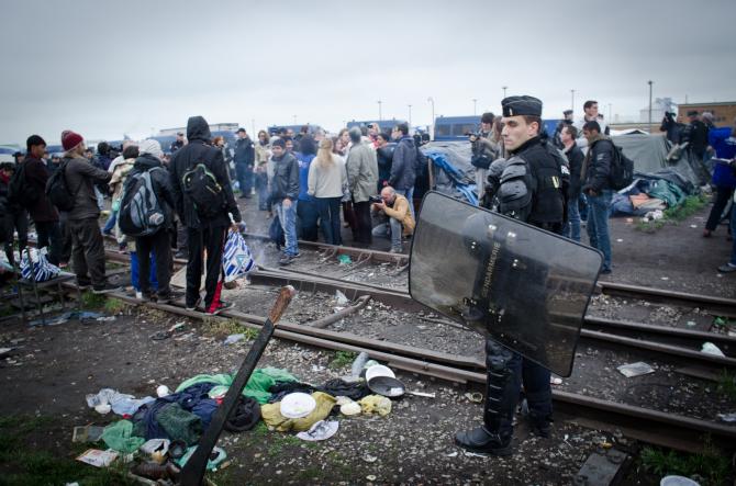 Żyjemy jak zwierzęta, czyli cała prawda o migrantach wokół twierdzy Calais