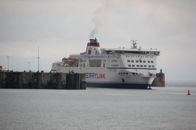 Promy Calais – Dover: Apelacja SCOP odroczona