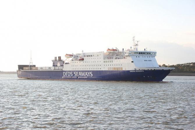 Promy Brittany Ferries: Sirena Seaways z napiętym harmonogramem