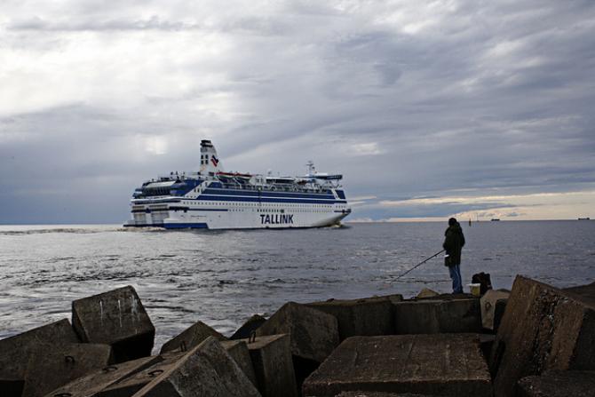 Promy do Finlandii: Tallink podaje statystyki za czwarty kwartał 2014 roku