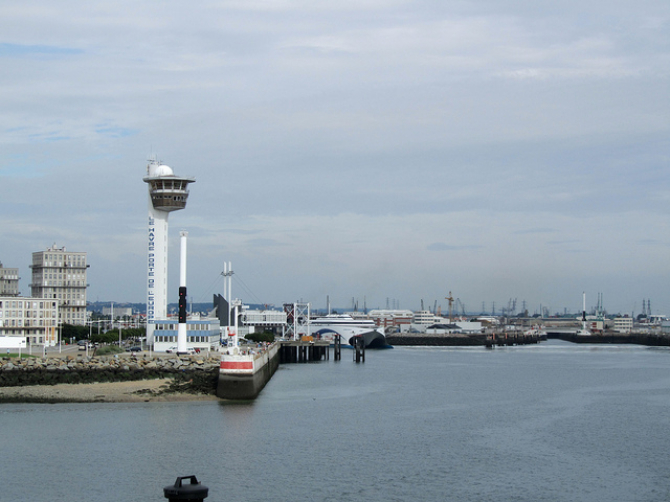 Promy do Anglii: Zwolnienia pracowników DFDS