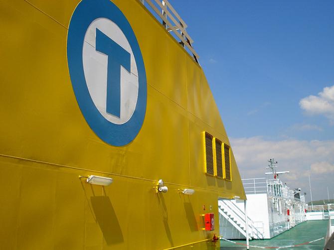 Promy do Francji: Dwa promy na trasie Newhaven-Dieppe