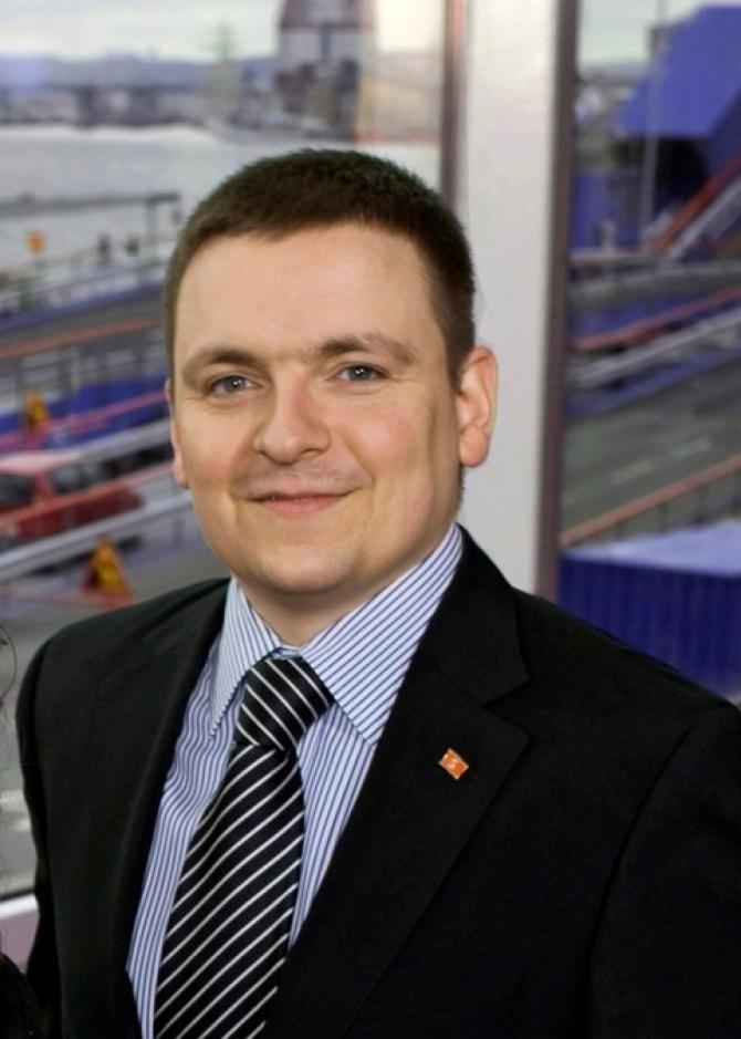 Rynek przewozów promowych z Polski do Szwecji w 2014 roku