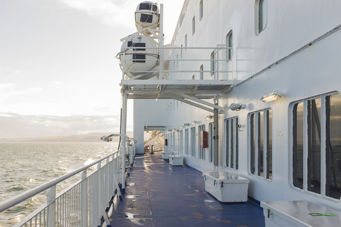 Stena remontuje flotę z Morza Irlandzkiego