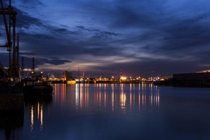 Port w Antwerpii zaangażowany w rozwój LNG