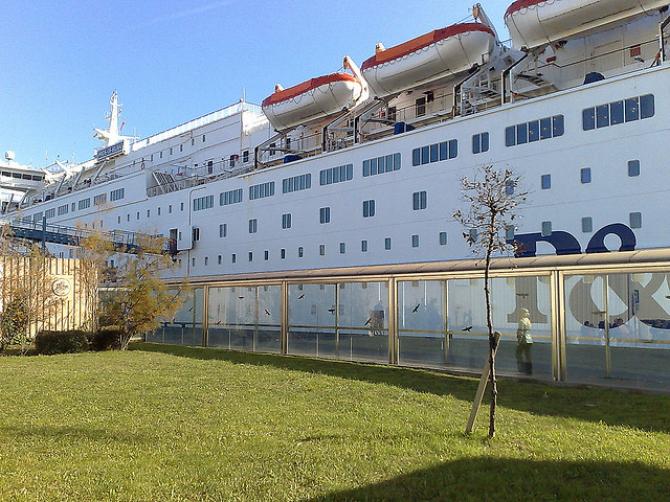P&O likwiduje linię Larne - Troon