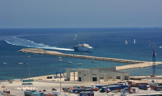 Balearia złożyła zamówienie na prom dual-fuel