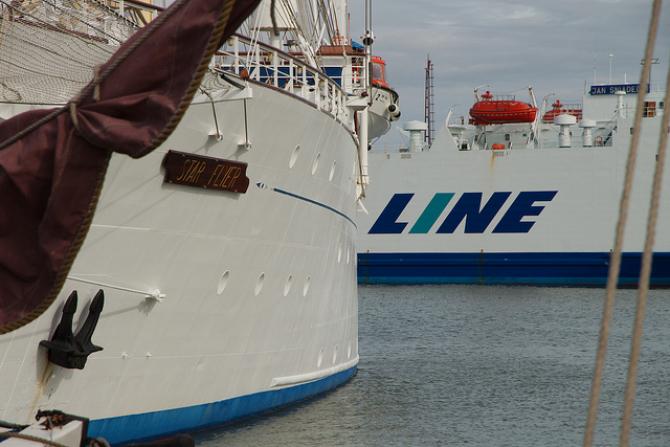 Rekordowy rok dla szwedzkiego Portu Ystad. Potrzebna lepsza infrastruktura