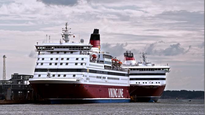Viking Line: Stabilne wyniki z 2015 roku