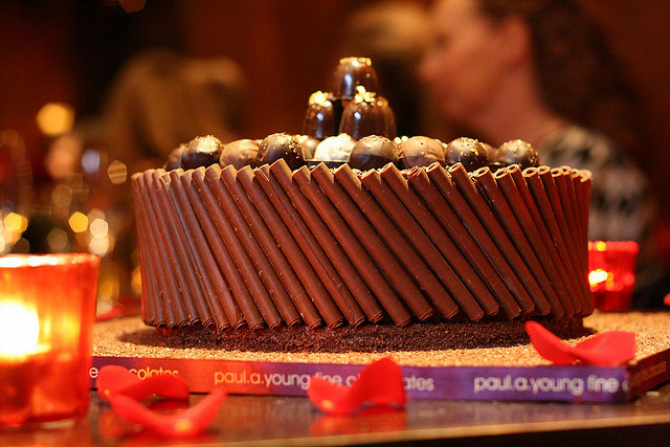 Brytyjski mistrz czekolady wystąpi na wycieczkowcu P&O Cruises