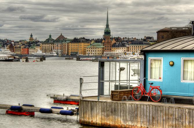 Grudniowy wzrost ładunków w szwedzkich portach