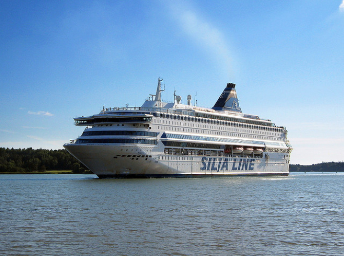 Silja Europa wraca na trasę Tallinn-Helsinki