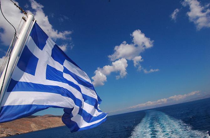 Grecja: zadokowane promy w ramach protestu