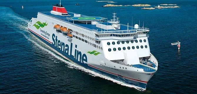 Promy do Anglii: Stena Line buduje nowy prom, ale dla Brittany Ferries