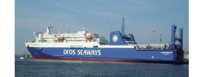 Nowa siedziba DFDS