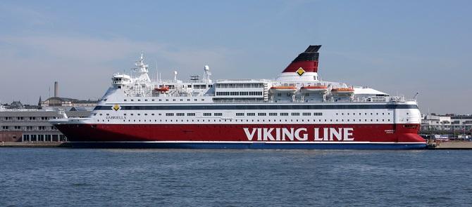 Promy do Finlandii: Viking Line notuje rozczarowujące... wzrosty