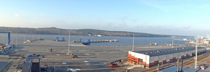 Promy do Szwecji: Sprawdź procedury dostępu do nowego terminala w Kłajpedzie