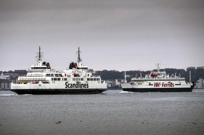 Promy do Szwecji: HH Ferries opublikował swoje wyniki z II kwartału