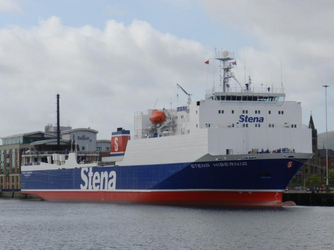 Stena Line wzmacnia trasę Belfast-Liverpool
