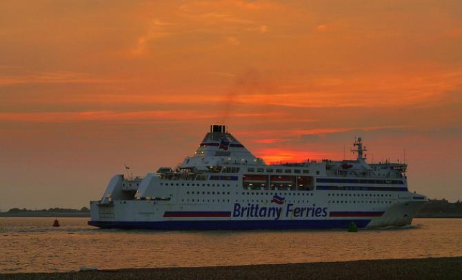 Promy do Anglii: Zwiększona flota Brittany Ferries