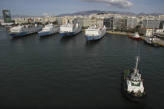 Porty: Pomoc rządu dla greckiego portu niezgodna z prawem EU