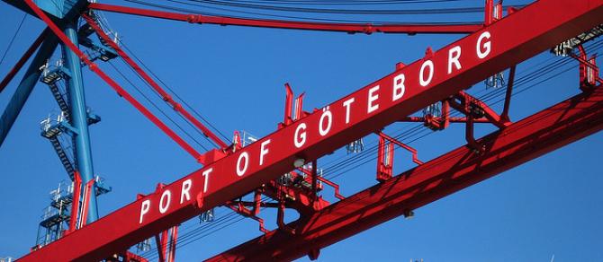 Dyrektywa siarkowa: Znaczny spadek emisji siarki w Goteborgu