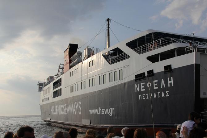 Grupa Grimaldi powiększa udziały w Hellenic Seaways